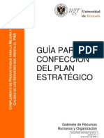 Guia de Planificacion Estrategica
