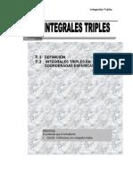 MOISES VILLENA Integrales Triples