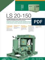 Ficha-técnica-Compresor-de-aire-Sullair-LS-20-150