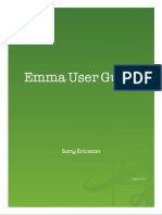 Emma User Guide