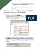 Conversion PDF Logiciel