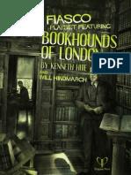 Book Hounds Fiasco