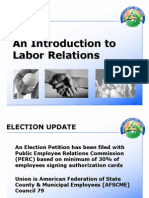 WP Union Power Point PDF