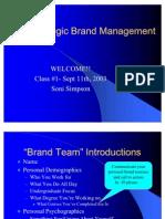 7380064 Strategic Brand Management by Soni Simpson 2003