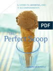 Recipes from The Perfect Scoop by David Lebovitz