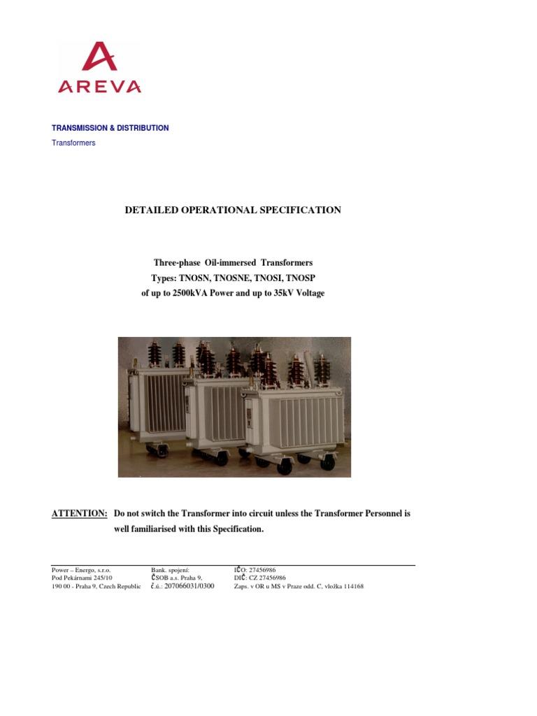 Areva transformer manual | transformer | relay.