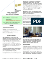 Moraga Rotary Newsletter July 26 2011