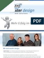master design - Mehr Erfolg im Internet!