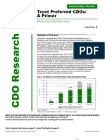 Trust Preferred CDOs a Primer 11-11-04 (Merrill Lynch)