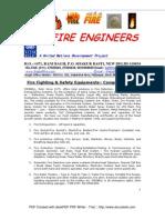 FIREBELL Company Profile
