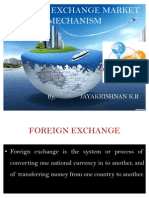 Foreign Exchange Market Mechanism