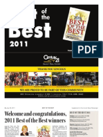 Best of the Best Lincoln - 2011