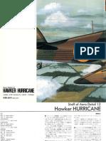 Aero Detail N 12 Hawker Hurricane