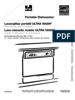 Dishwasher Manual