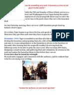 Hero School One Page Fact Sheet