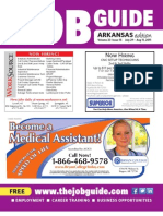 The Job Guide Volume 23 Issue 15 Arkansas