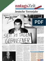 1977 - das deutsche Terrorjahr