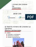 Efectos Mineria Linares-La Carolina