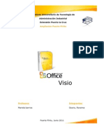 Microsoft Office Visio do