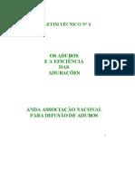 Os Adubos e a Eficiencia Das Adubacoes