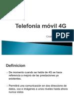 Telefonía móvil 4G