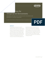 Data Protection for Virtual Server Environments White Paper2010