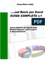 [eBook - ITA] Visual Basic Per Excel