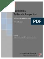 Identificación de participantes - Personificación