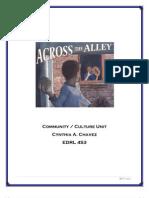 Culture Community Unit