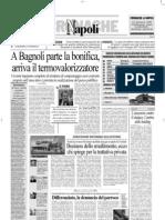 Inchiesta Miniceneritore a Bagnoli