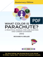 What Color is Your Parachute 2012 by Richard N. Bolles - Excerpt