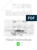 Prusa Mendel Visual Instructions (High Resolution)