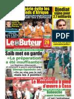 LE BUTEUR PDF du 28/07/2011