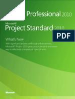 Microsoft Proyect 2010 Guia