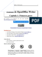 Curso Open Office 3 Writer Calc Impress