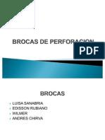 BROCAS DE PERFORACION