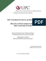 UPC Mapas Conceptuales Avanzado
