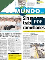 Portada El Mundo de Cordoba 27jul2011