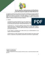 Análisis de aspectos socioeconómicos de la Manifestación de Impacto Ambiental del proyecto Estadio de Fútbol Monterrey [22-07-2011]