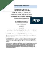 Normas Jurídicas de Nicaragua-ley 323