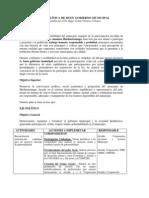 Propuesta de Gobierno Municipal (2012-2016)
