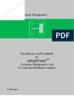 eAutoFresh Manual.