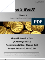 KGJI-Report