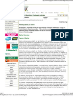 Feeding Barley to Swine - Pig Articles From the Pig Site