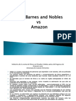 Caso Barnes and Nobles vs Amazon