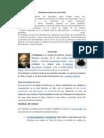 PRINCIPIOS BASICOS DEL SOCIALISMO