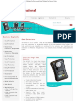 Gas Detectors - Altair Pro Single-Gas Detector, Altair 4 Multiple Gas Detect