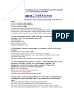 CCNA 3 Chapter 2 V4.0 Answers 2011