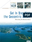 Get in step with geocentric datum