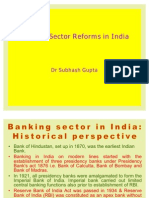 8 Banking Sector Reforms in India